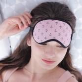 маска для сна с принтом якоря