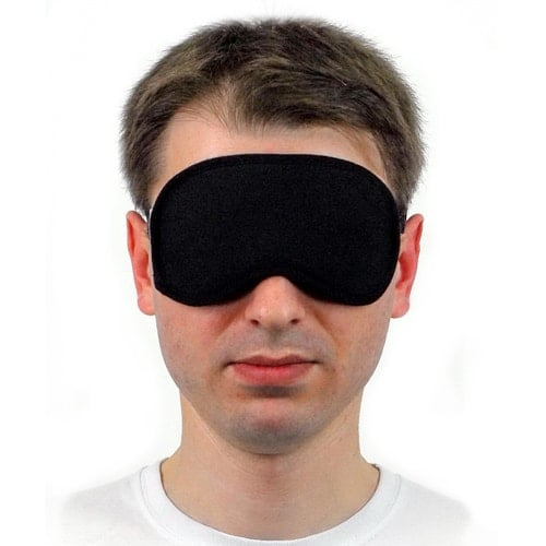 черная маска для сна-min
