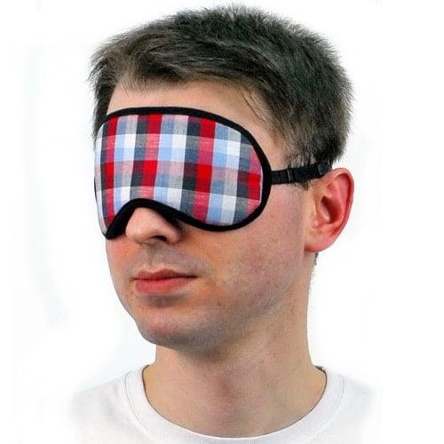 маска для сна клетка 2-min