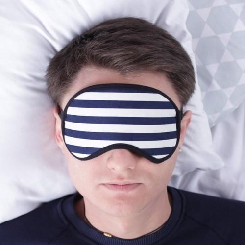 Мужская маска для сна