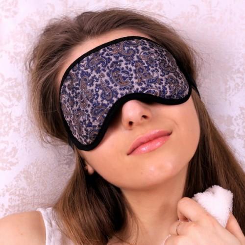 повязка голову для сна