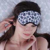 маска для сна с совами