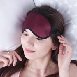 маска для сна марсала